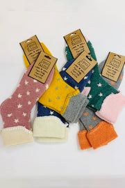 Lounge Socks Star