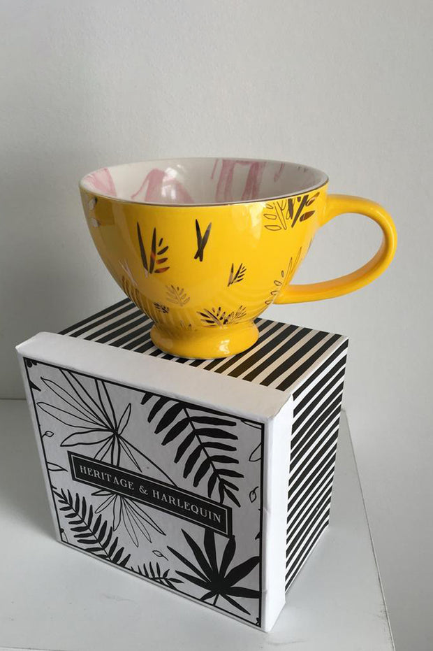 Heritage & Harlequin Elephant Cup