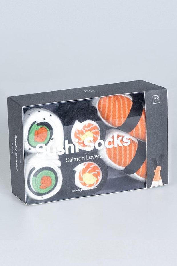 DOIY Sushi Socks for men