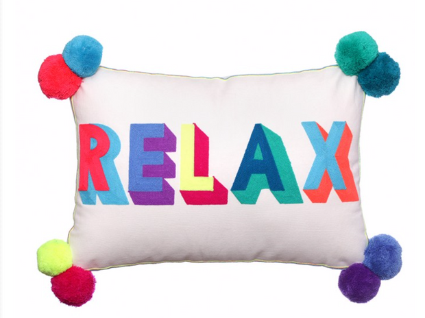 Bombay Duck Relax Cushion