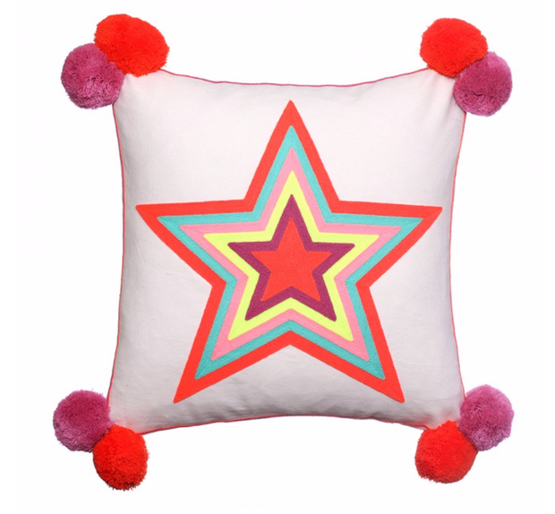 Bombay Duck What A Star Cushion