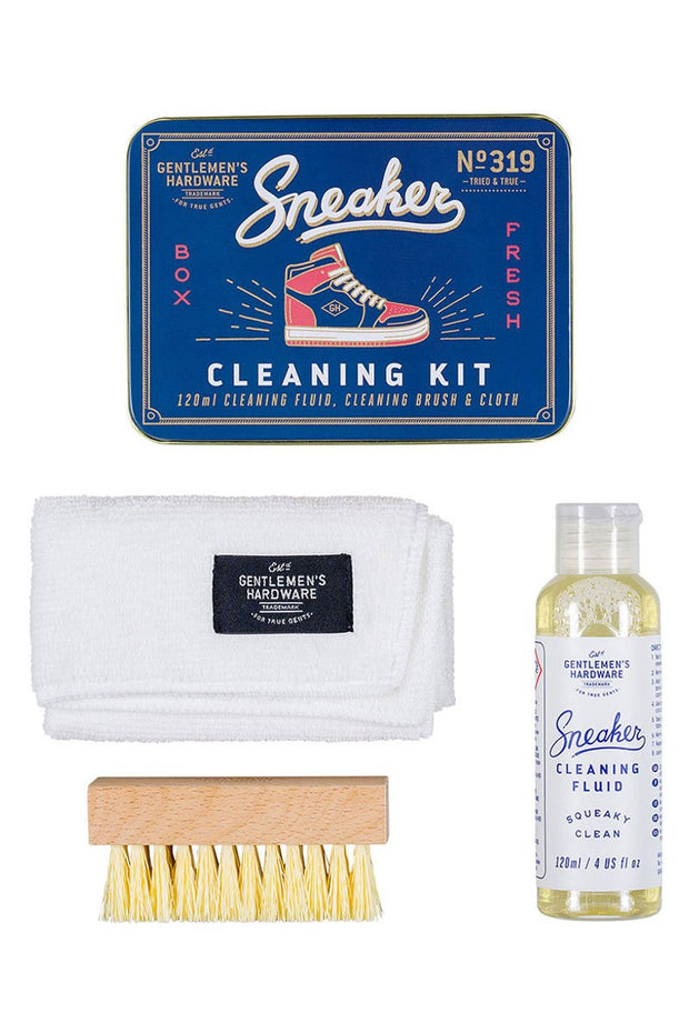 Shoe Cleaning Kit