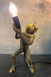 Small Monkey Table Light