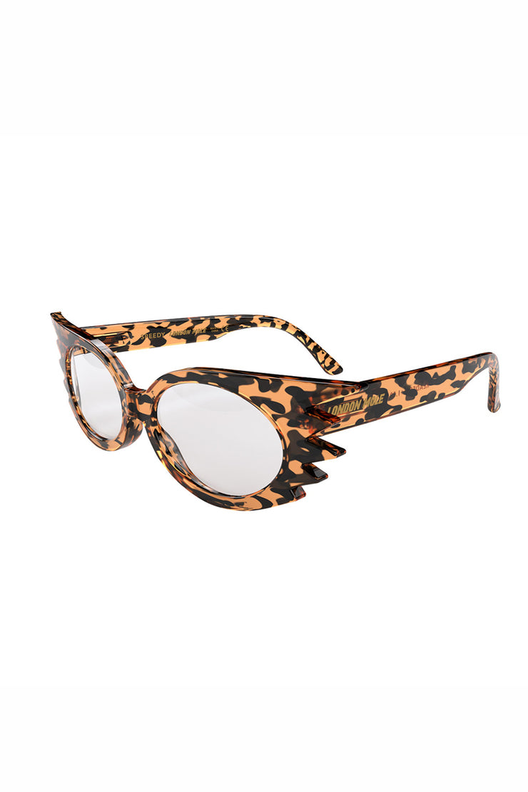 Speedy Tortoiseshell Reading Glasses