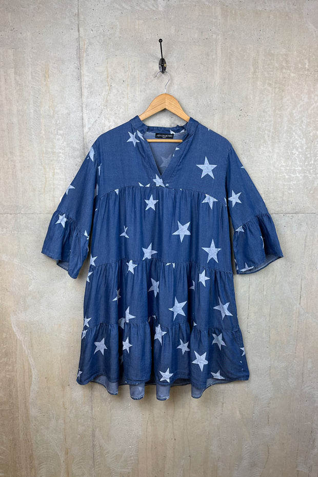 Zara Star Tunic