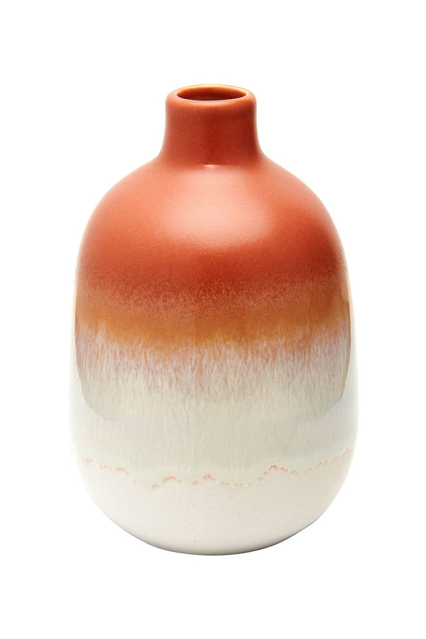 Sass & Belle Mojave Brown Vase