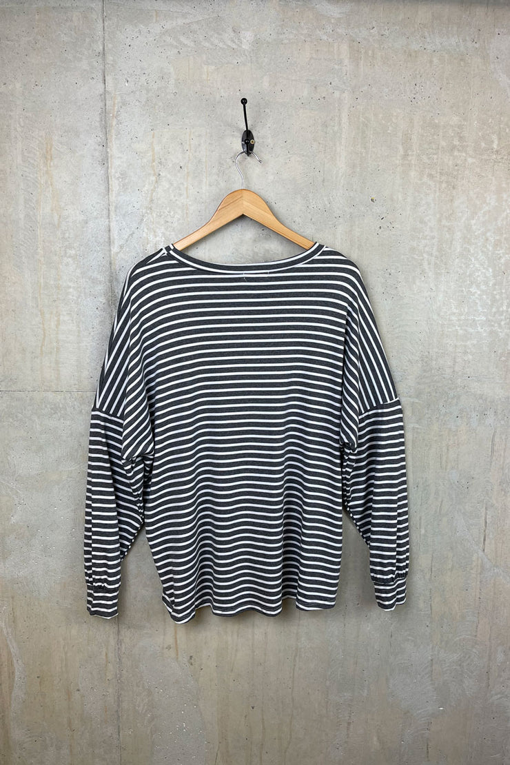 Holly Star Stripe Top