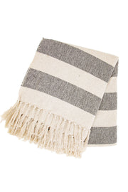 Boho Stripe Throw