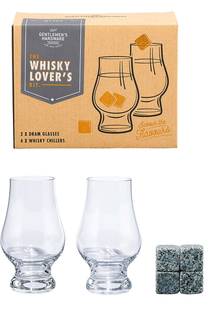 Whisky Lovers Set