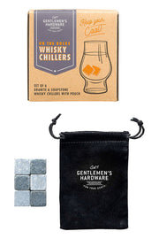 Gentlemens Hardware Whisky Stone Set