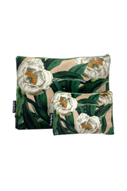 Vanilla Fly White Poppy Pouches