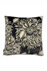Vanilla Fly White Floral Cushion