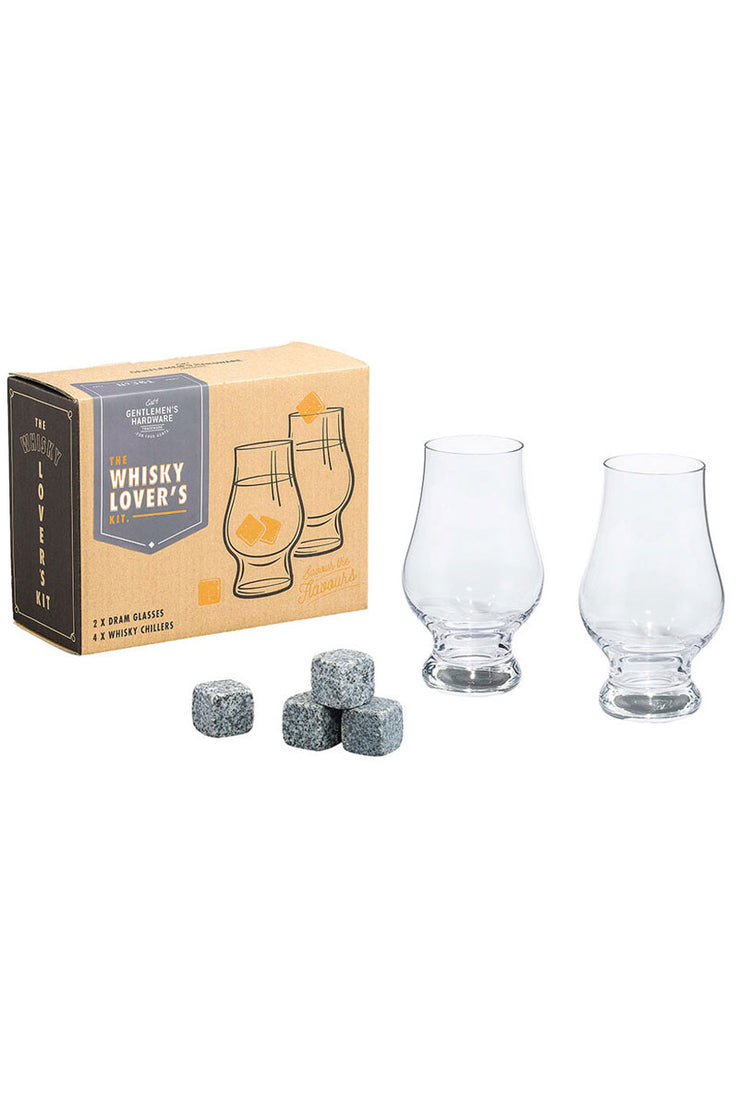 Gentlemens Hardware Whisky Lovers Set