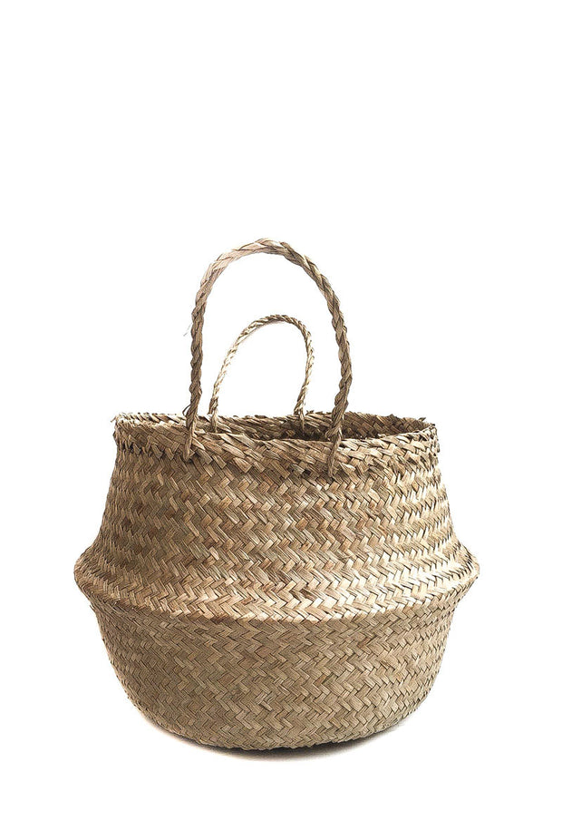 Woven Belly Basket. Baskets