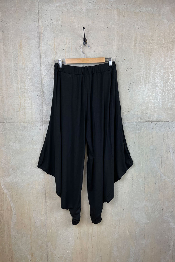 Italian Side Pocket Harem Trousers