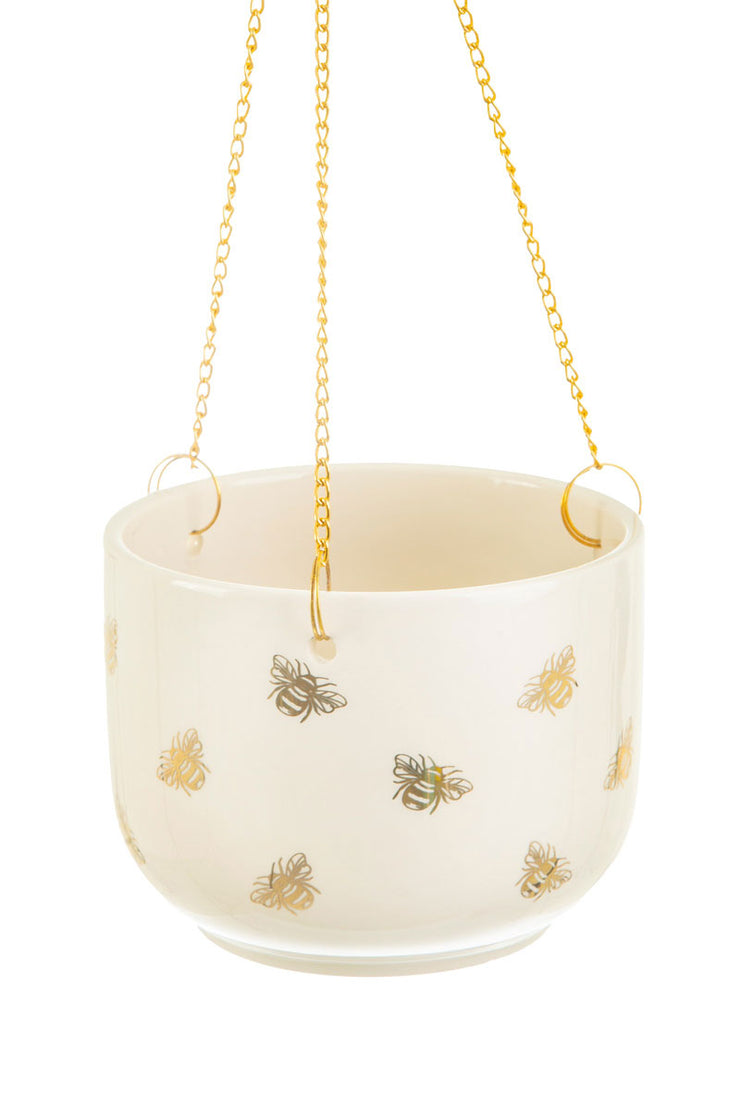 Sass & Belle Queen Bee Hanging Planter