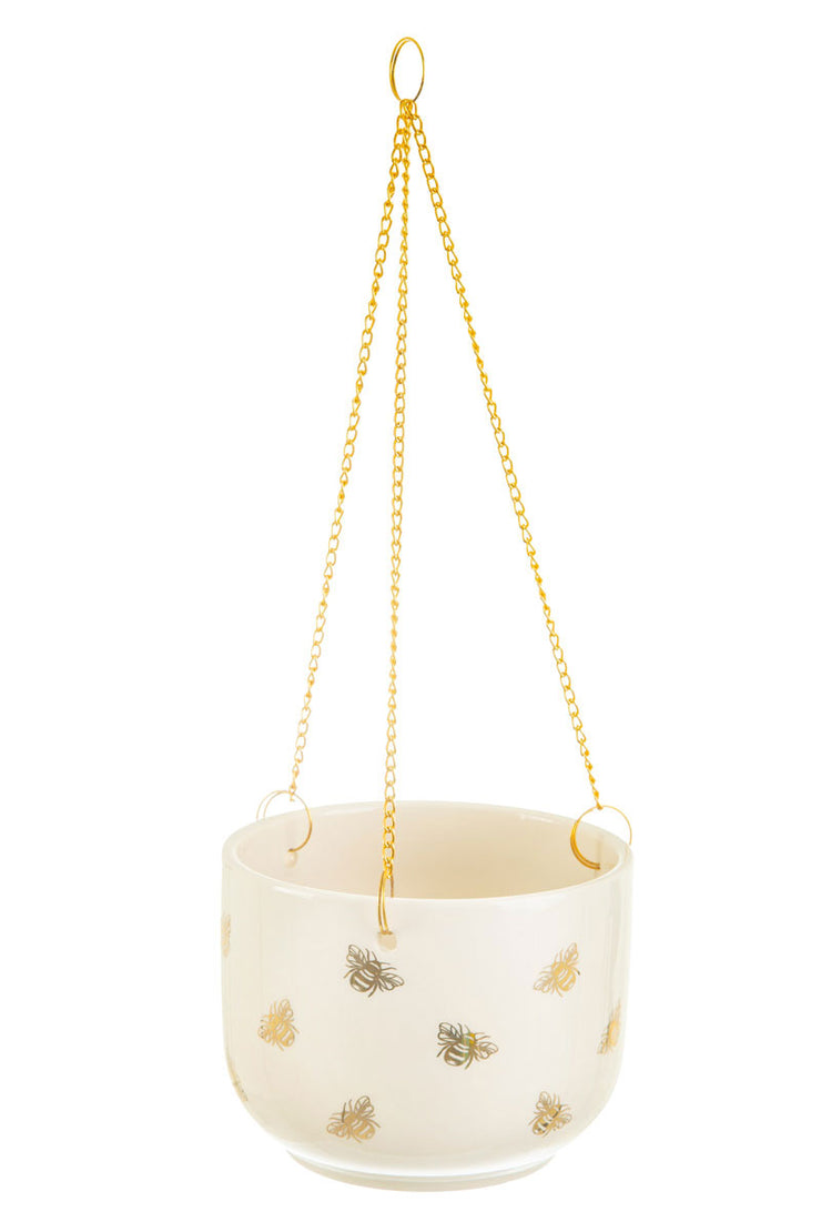 Sass And Belle Queen Bee Hanging Planter