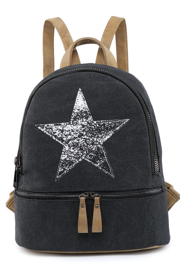 Canvas Star Back Pack
