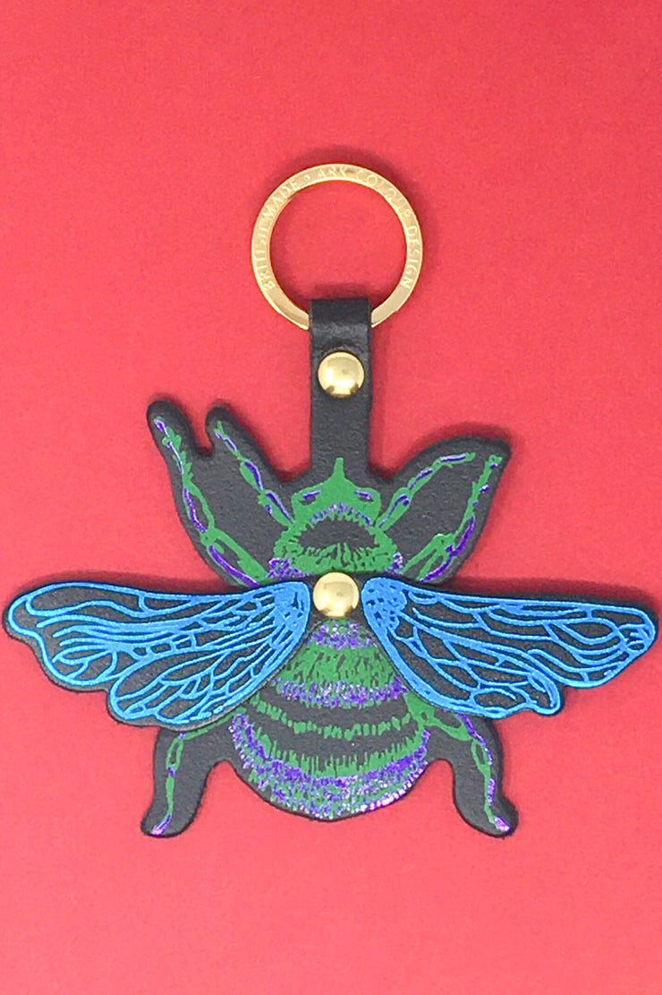 Ark Colour Design Bee Key Fob