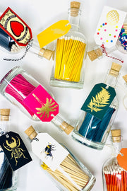 Luxury Bottled Matches