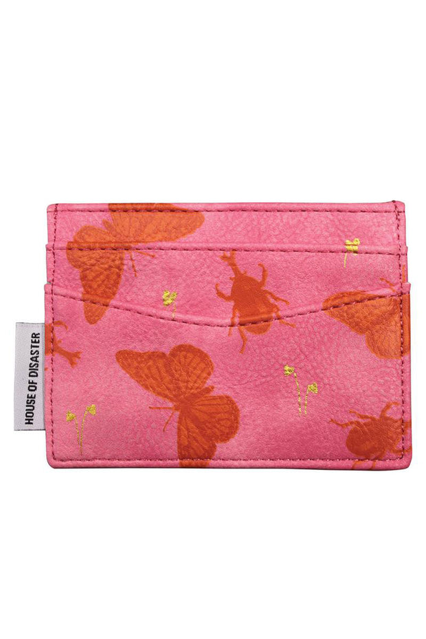 Disaster Designs Butterfly Card Holder