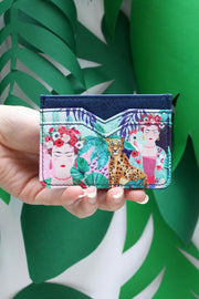 Disaster Designs Frida Card Holder