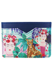 House of Disaster Frida Card Holder