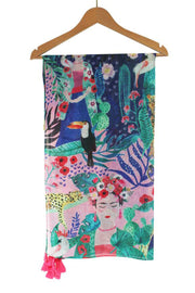 Disaster Designs Frida Tropical Scarf