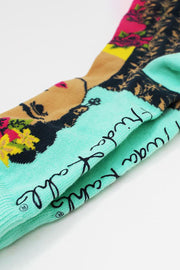 Disaster Designs Frida Kahlo Socks