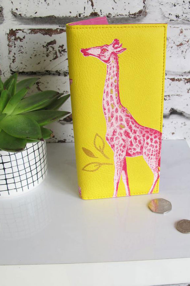 Disaster Designs Giraffe Wallet