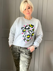 Howlite Boho Tassel Necklace