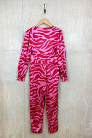 Fifi Animal Print Jumpsuit