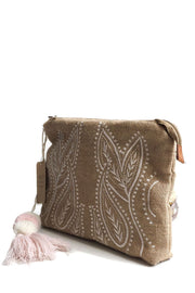Embroidered women bag