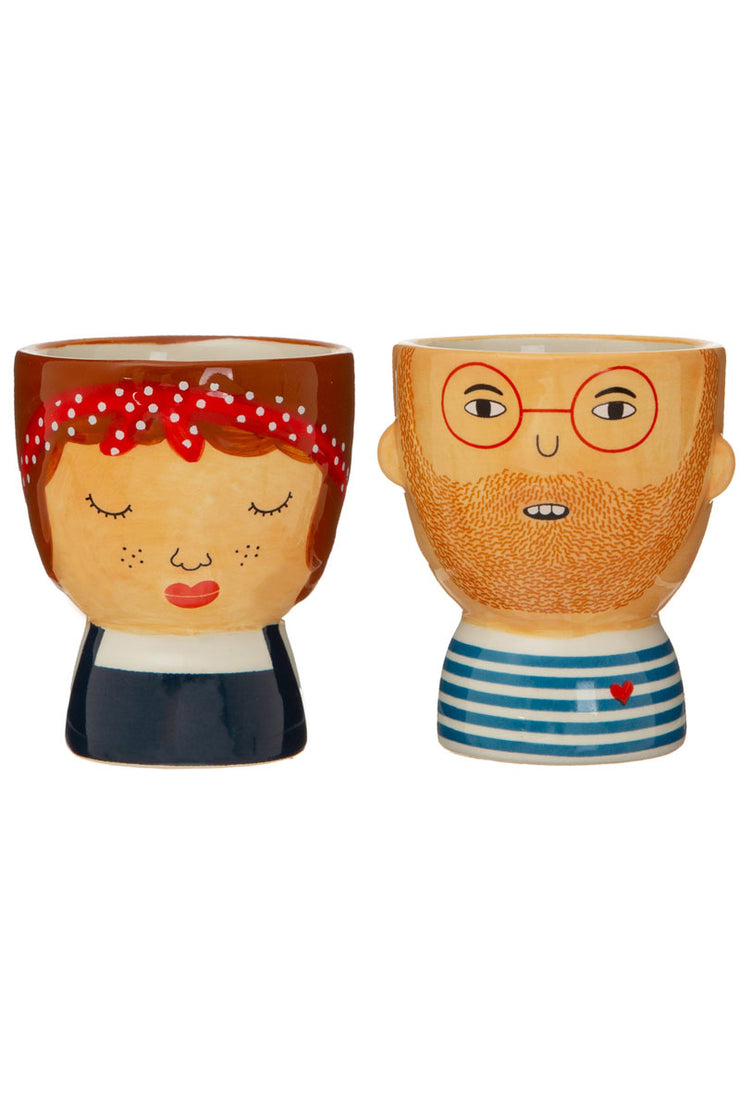 Sass & Belle Libby And Ross Eggcups