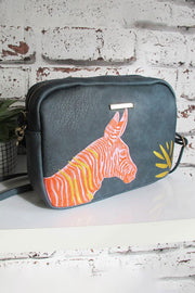Disaster Designs Zebra Mini Bag