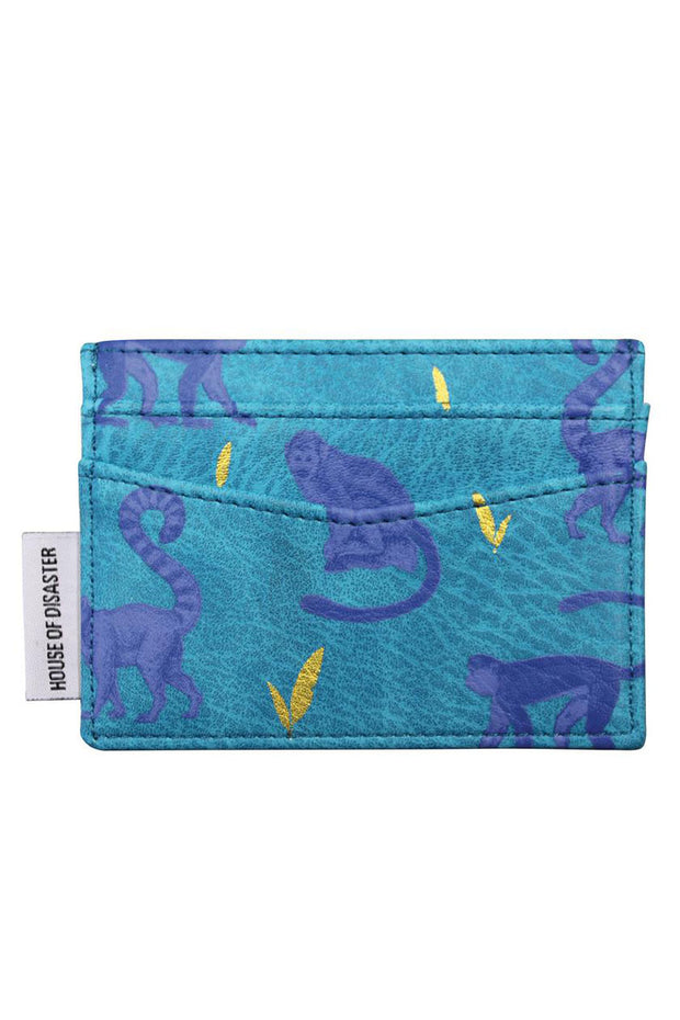 House of Disaster Monkey Card Holder