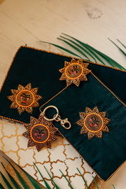 My Doris Midnight Sun Purse