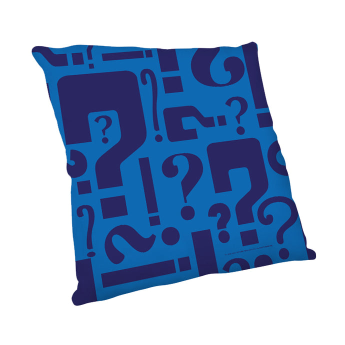 Jeopardy! Tile Logo Pillow