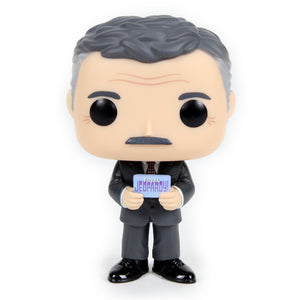 Additional image of Jeopardy! Alex Trebek Funko Pop! Figure