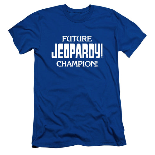 Future Jeopardy! Champion Royal Tee