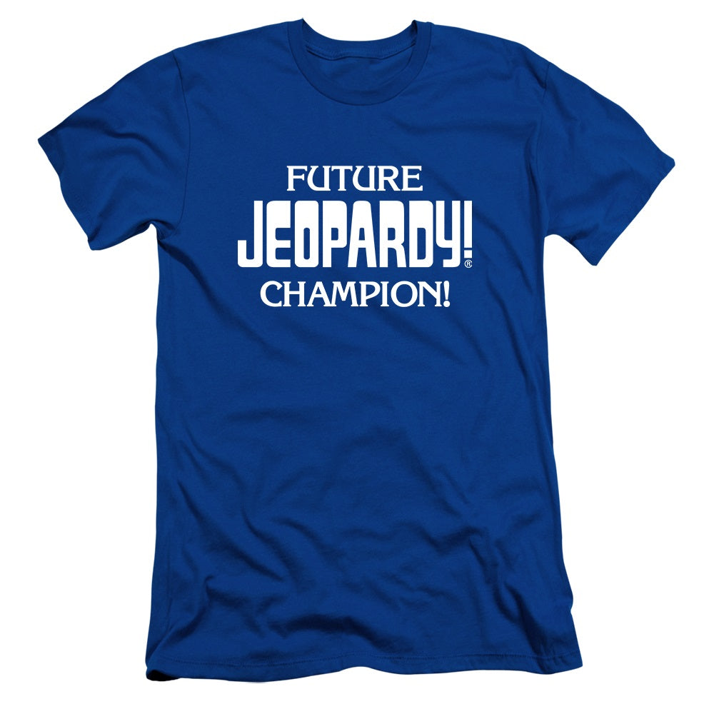 6683434d Future Jeopardy! Champion Royal Tee – The Jeopardy! Store