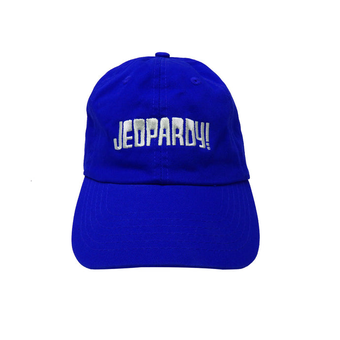 Jeopardy! Unisex Royal Blue Hat