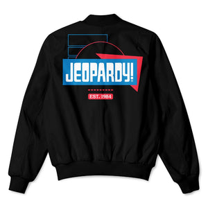 Jeopardy! Bomber Jacket