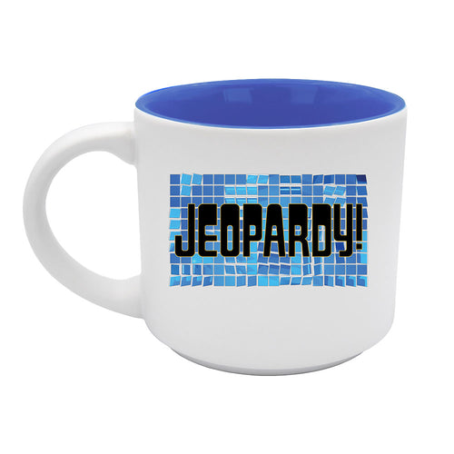 Jeopardy! Tile Logo Mug