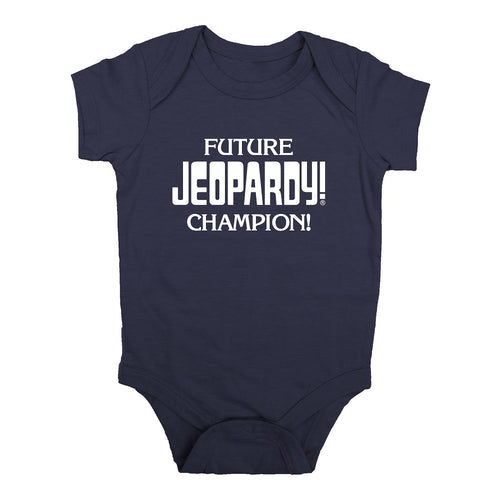 Future Jeopardy! Champion Baby Onesie