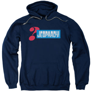 Jeopardy! Question Mark Pull Over Hoodie