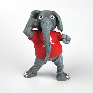 Collectible Hand Painted Big Al Crimson Tide University of Alabama Mascot