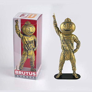 "Collectible 6"" Golden Brutus Buckeye Ohio State Mascot"