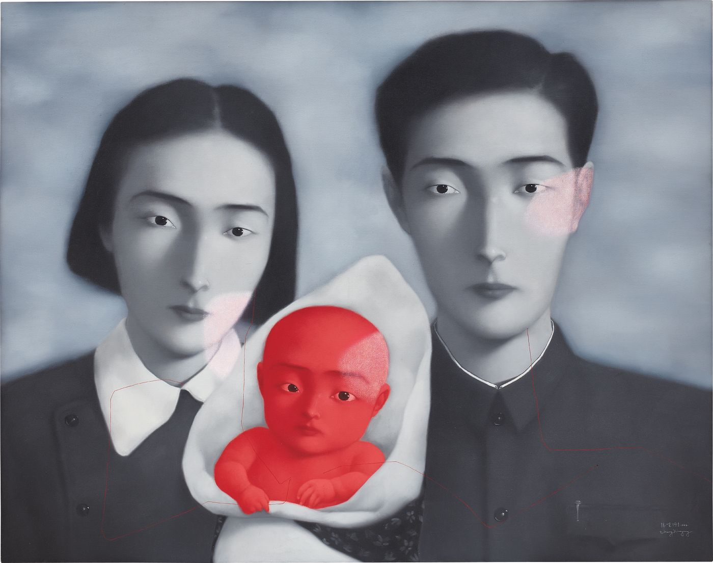 Zhang Xiaogang, Bloodline: Big Family 9