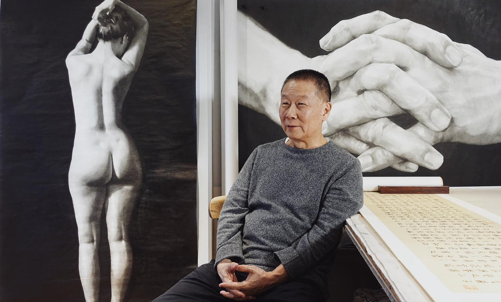 Interview with Qu Lei Lei